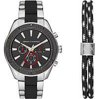 orologio cronografo uomo Armani Exchange Enzo AX7106