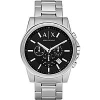 orologio cronografo uomo Armani Exchange Outerbanks AX2084