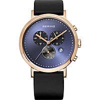orologio cronografo uomo Bering Classic 10540-567