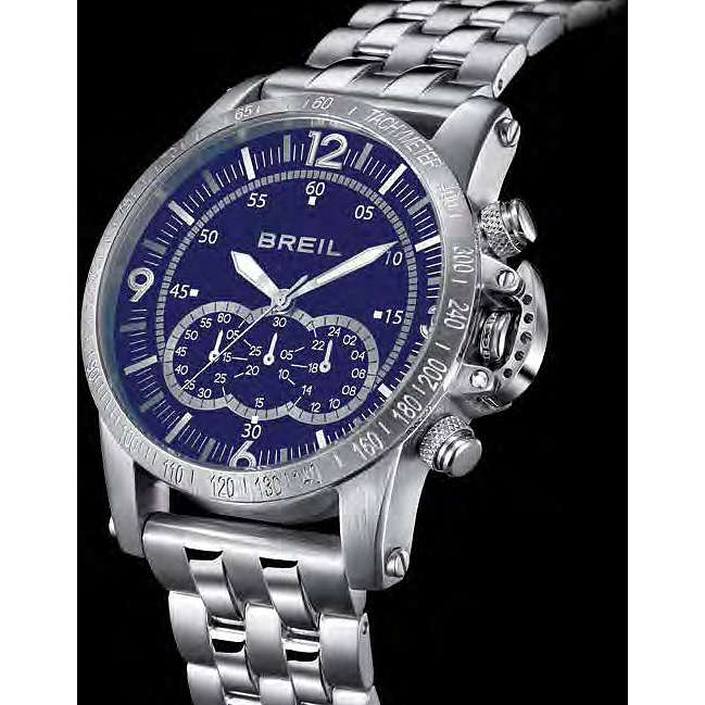 orologio cronografo uomo Breil Aviator TW1229