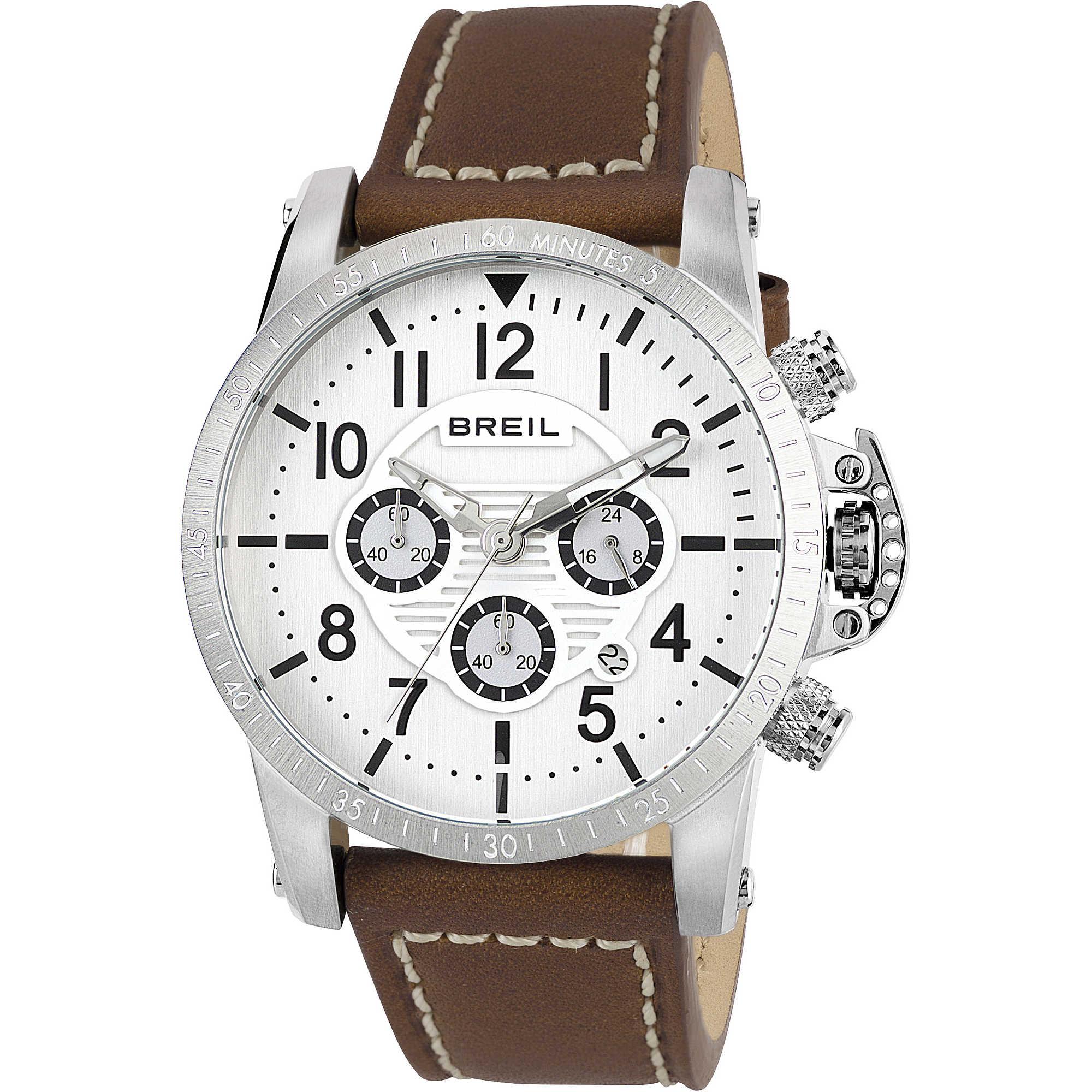 cdd1550cd53 orologio cronografo uomo Breil Classic Elegance Extension TW1504. zoom