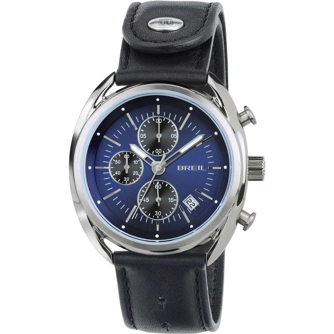 orologio cronografo uomo Breil Classic Elegance Extension TW1528