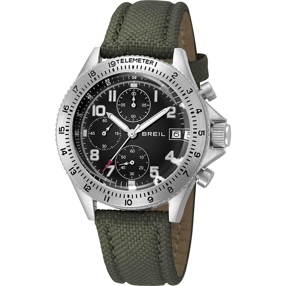 orologio cronografo uomo Breil Maverick TW1324