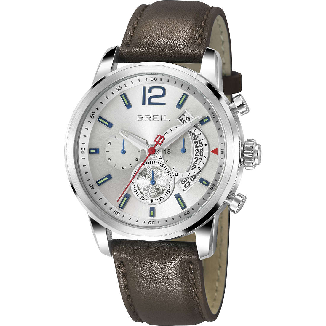Orologio Cronografo Uomo Breil Miglia TW1372