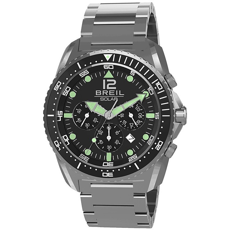 12a4ede94dc538 orologio cronografo uomo Breil Subacqueo Solare TW1752 cronografi Breil