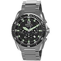 orologio cronografo uomo Breil Subacqueo Solare TW1752