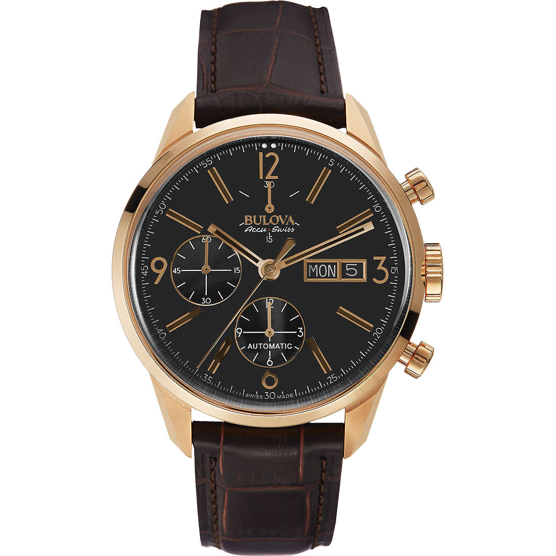 orologio cronografo uomo Bulova Accu Swiss Murren 64C106