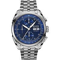 orologio cronografo uomo Bulova Accu Swiss Tellaro 63C121