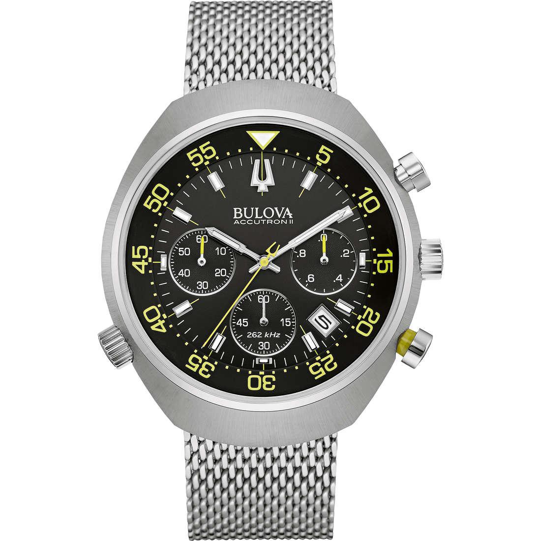orologio cronografo uomo Bulova Accutron II Lobster 96B236