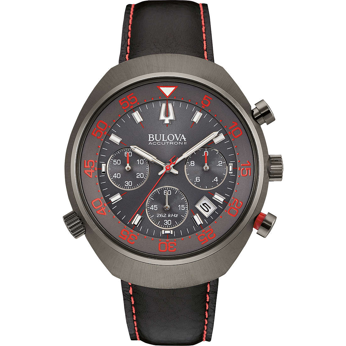 orologio cronografo uomo Bulova Accutron II Lobster 98B252