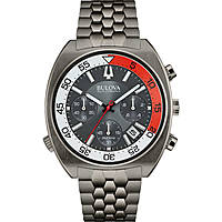 orologio cronografo uomo Bulova Accutron II Snorkel 98B253