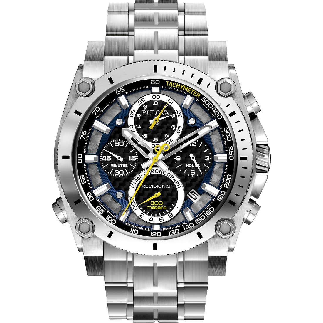 orologio cronografo uomo Bulova Champlain Chrono 96B175