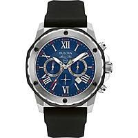 orologio cronografo uomo Bulova M. Star 98B258
