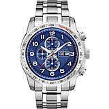 orologio cronografo uomo Bulova Marine Star 96C121