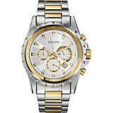 orologio cronografo uomo Bulova Marine Star 98B014