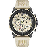orologio cronografo uomo Bulova Marine Star 98B201