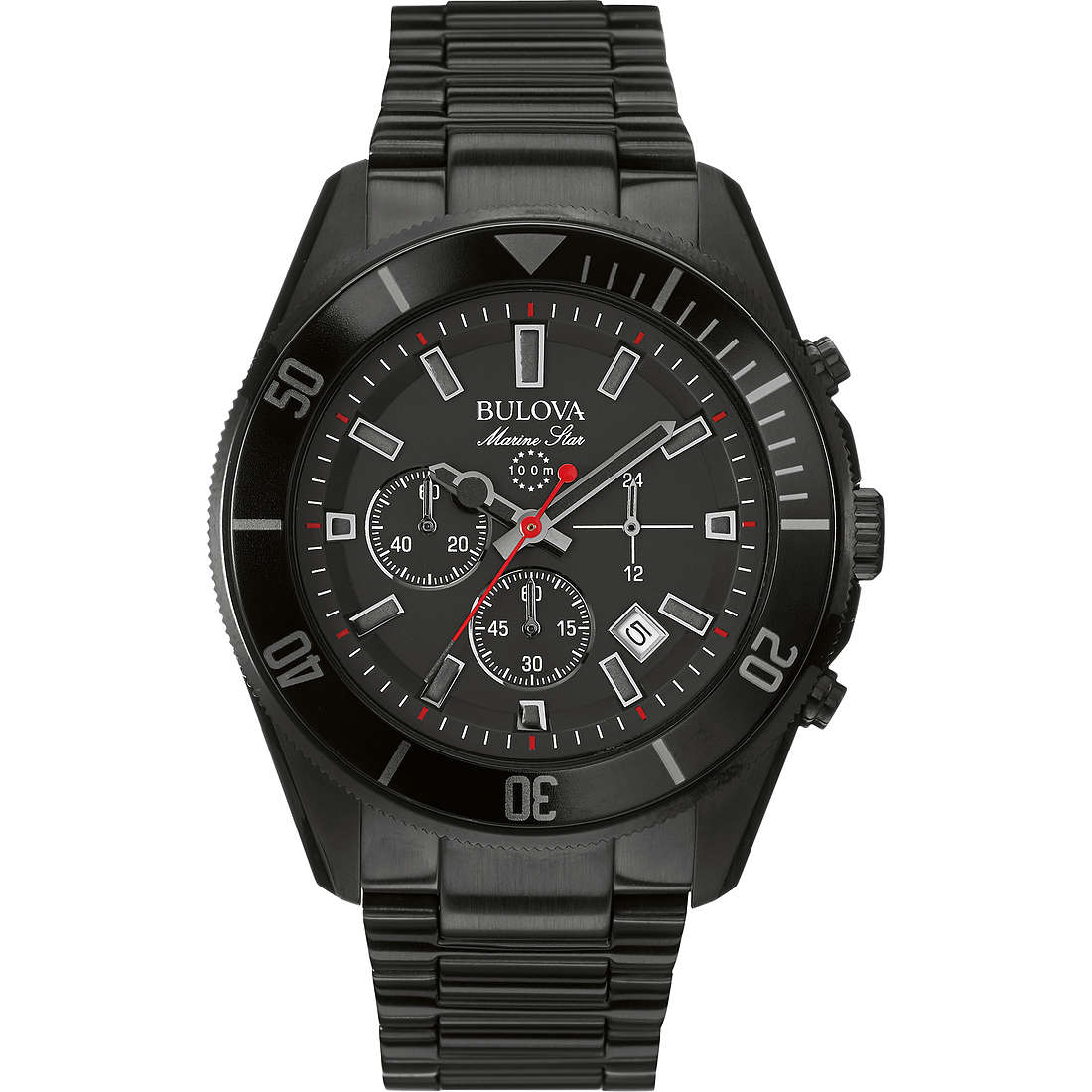 orologio cronografo uomo Bulova Marine Star 98B231