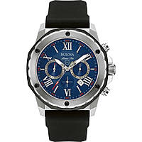 orologio cronografo uomo Bulova Marine Star 98B258