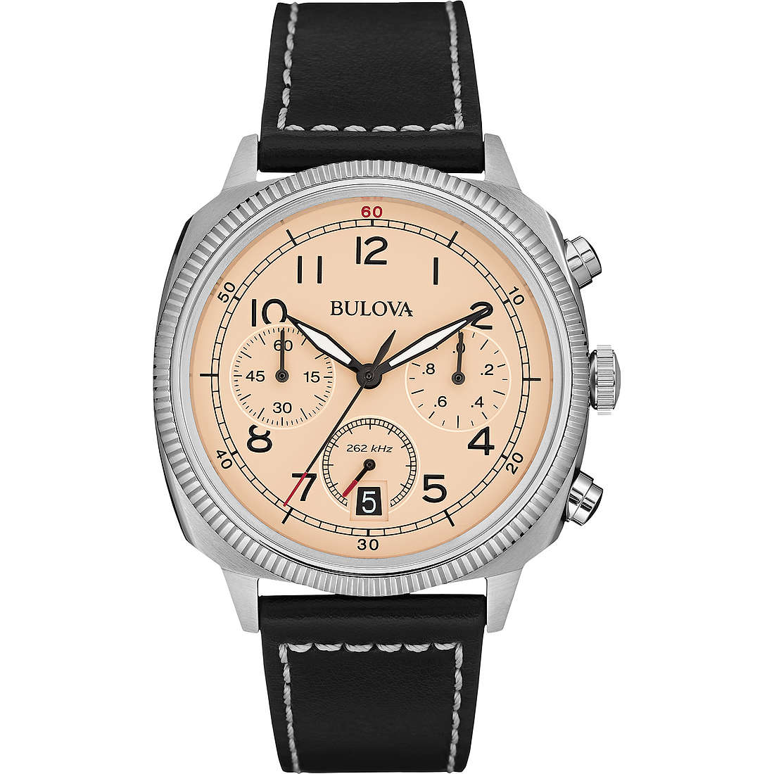 orologio cronografo uomo Bulova Military Vintage 96B231