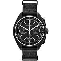 orologio cronografo uomo Bulova Moon Watch 98A186