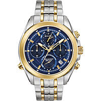 orologio cronografo uomo Bulova Precisionist 98B276