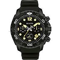 orologio cronografo uomo Bulova Sea King 98B243