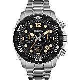 orologio cronografo uomo Bulova Sea King 98B244
