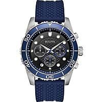 orologio cronografo uomo Bulova Sport 98A190