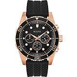 orologio cronografo uomo Bulova Sport 98A192