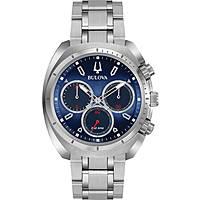 orologio cronografo uomo Bulova Sport Curv 96A185