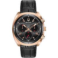 orologio cronografo uomo Bulova Sport Curv 98A156