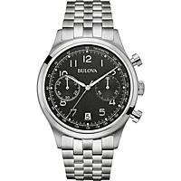 orologio cronografo uomo Bulova Vintage 96B234