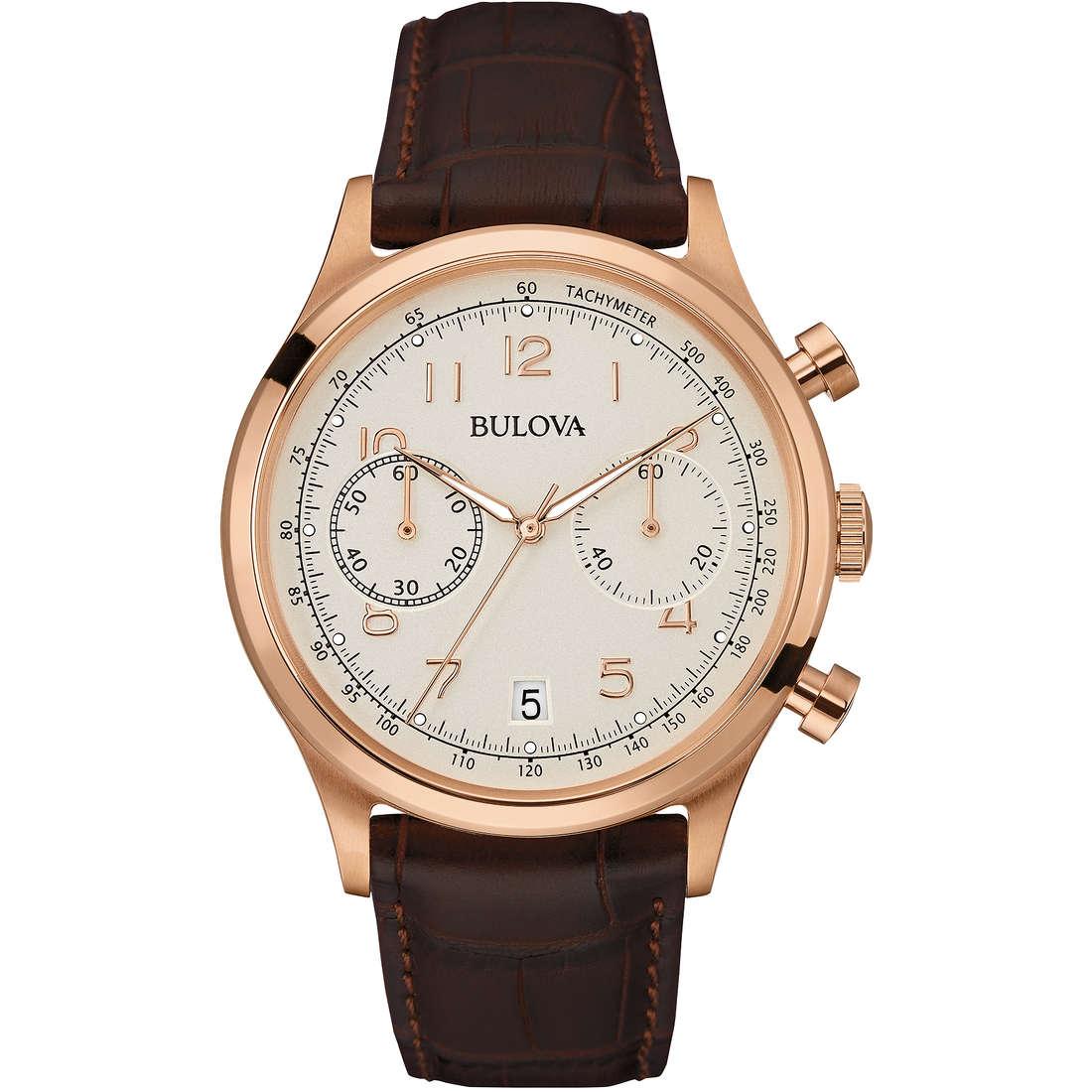 orologio cronografo uomo Bulova Vintage 97B148