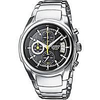 orologio cronografo uomo Casio EDIFICE EF-512D-1AVEF