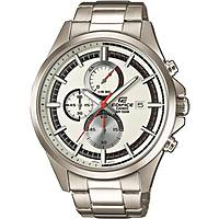 orologio cronografo uomo Casio Edifice EFV-520D-7AVUEF
