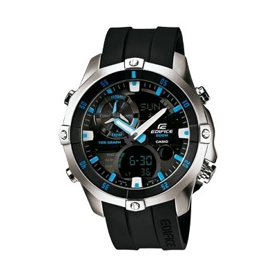 orologio cronografo uomo Casio EDIFICE EMA-100-1AVEF