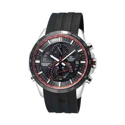 orologio cronografo uomo Casio EDIFICE EQS-A500B-1AVER
