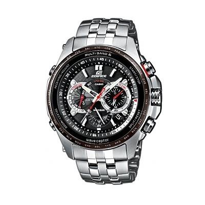 orologio cronografo uomo Casio EDIFICE EQW-M710DB-1A1ER