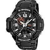 orologio cronografo uomo Casio EDIFICE GA-1000-1AER