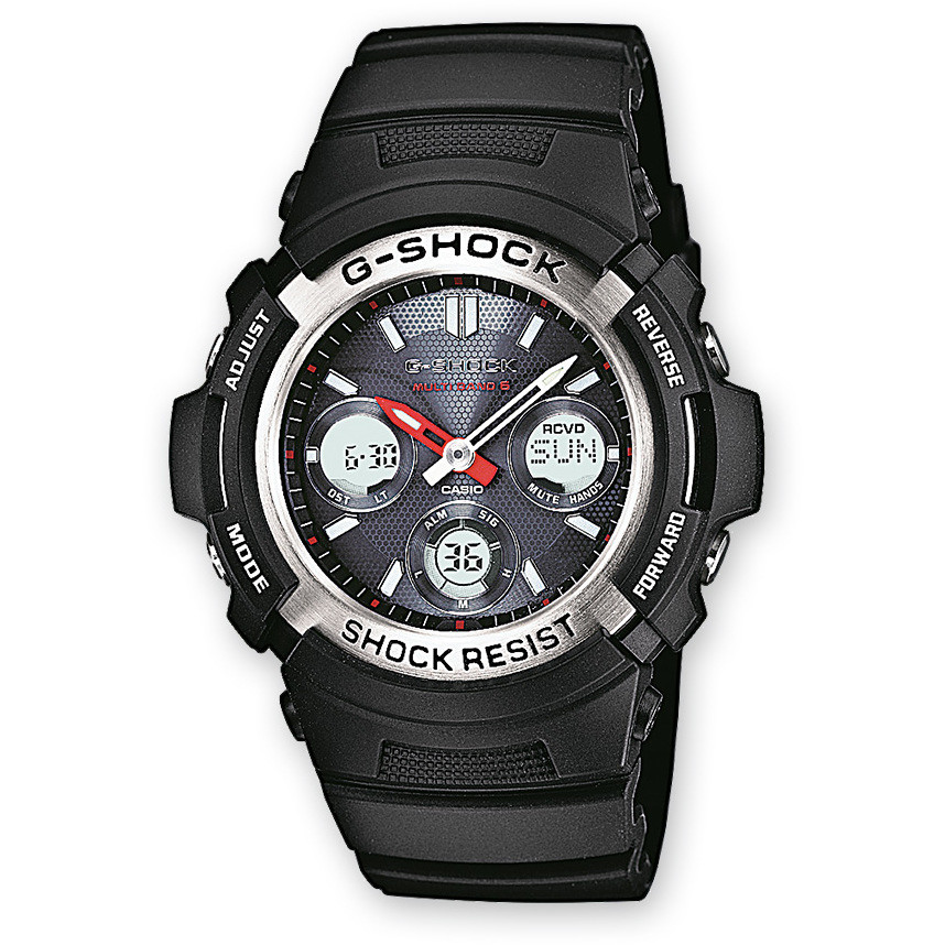 orologio cronografo uomo Casio G-SHOCK AWG-M100-1AER