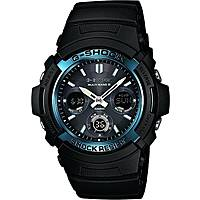 orologio cronografo uomo Casio G-Shock AWG-M100A-1AER