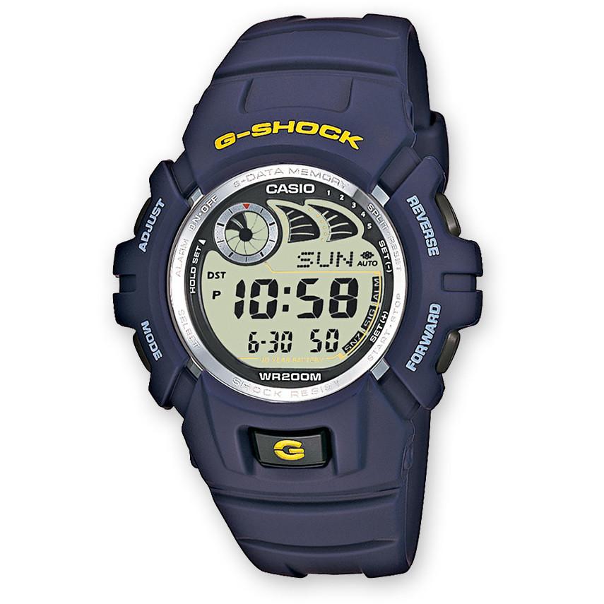 Orologio Cronografo Uomo Casio G-Shock G-2900F-2VER