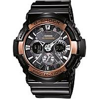 orologio cronografo uomo Casio G-SHOCK GA-200RG-1AER