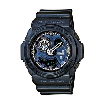 orologio cronografo uomo Casio G-SHOCK GA-300A-2AER
