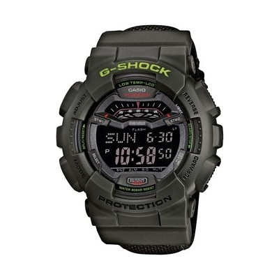 orologio cronografo uomo Casio G-SHOCK GLS-100-3ER