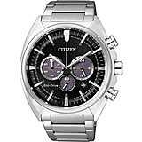 orologio cronografo uomo Citizen CA4280-53E