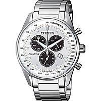 orologio cronografo uomo Citizen Chrono AT2390-82A
