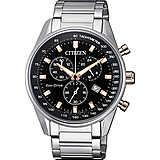 orologio cronografo uomo Citizen Chrono AT2396-86E