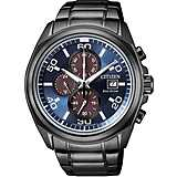 orologio cronografo uomo Citizen Chrono CA0635-86L