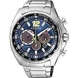 orologio cronografo uomo Citizen Chrono Racing CA4198-87L